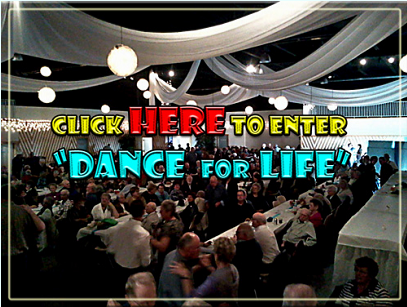 """Dance for Life"" web site"